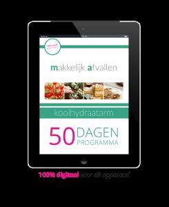 Koolhydraatarm-50-dgn-programma