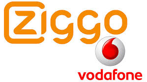 Ziggo Vodafone Logo